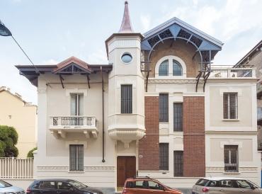 Casa Baloire: le atmosfere del primo Novecento conservate nel comfort contemporaneo
